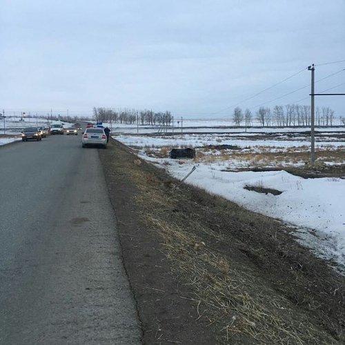 В Башкирии опрокинулась «семерка» водитель погиб (1).jpg