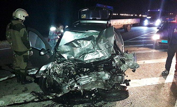 В ДТП с фурой в Абинском районе погибла женщина (1).jpg