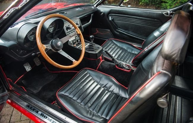 Ретро автомобиль Alfa Romeo Montreal V8 1972 выставлен на продажу (2).jpg