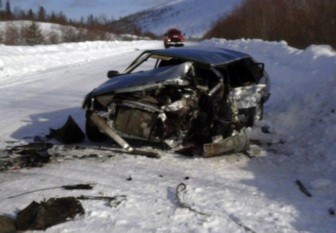 В ДТП с КАМАЗом в Бодайбинском районе погиб человек (1).jpg