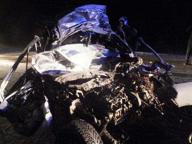 В ДТП с лесовозом на трассе «Вятка» погиб человек (5).JPG