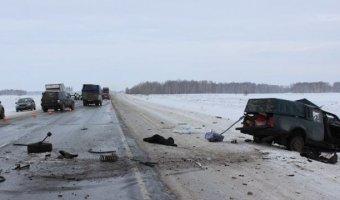 В ДТП в Казахстане погибли пять человек