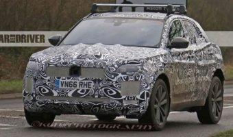 В Бельгии засняли прототип кроссовера Jaguar E-Pace