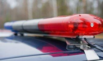 В Уфе водитель, уходя от погони, сбил полицейского