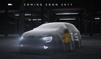 Появился тизер Renault Megane RS 2018