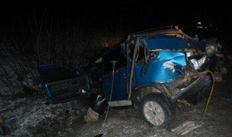 В массовом ДТП под Костромой погибла женщина