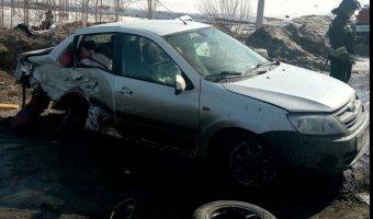 В ДТП на Можгинском тракте погибла женщина