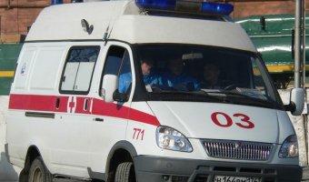 В Петрозаводске пьяный водитель сбил девушку на переходе