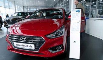 Новая звезда: презентация Hyundai Solaris