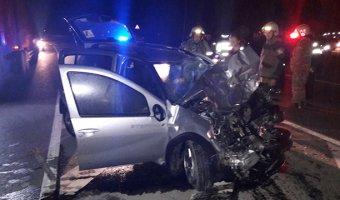 В ДТП с фурой в Абинском районе погибла женщина