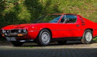Ретро автомобиль Alfa Romeo Montreal V8 1972 выставлен на продажу