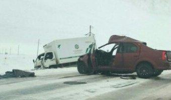 В ДТП с грузовиком в Чистопольском районе погиб человек