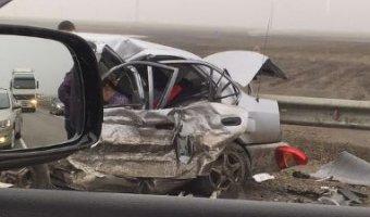 В ДТП в Славянском районе погиб молодой водитель