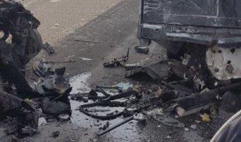 В ДТП на Чуйском тракте погибла женщина