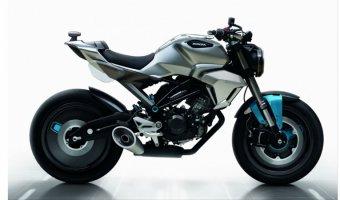 Honda представила концепт мотоцикла 150SS Racer