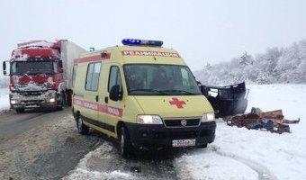 В ДТП в Ульяновской области погибли двое