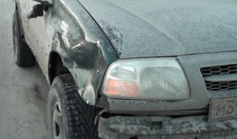 Женщине-пешеходу оторвало ногу в ДТП в Новосибирске