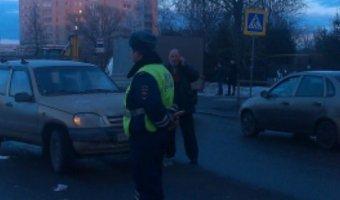В Рыбинске «Нива» насмерть сбила женщину на переходе