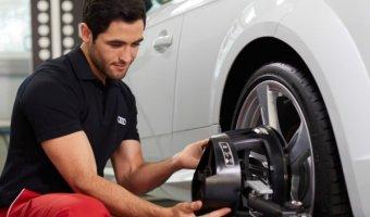 АЦ Беляево суммирует преимущества при обслуживании Audi