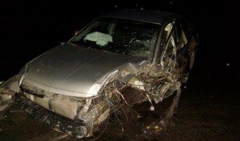 В ДТП в Тутаевском районе погиб водитель ВАЗа