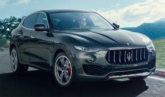 Тюнинг-ателье поработало над Maserati Levante