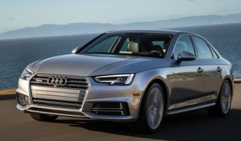 Audi приостановили производство моделей A4 и A5