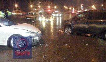 В Тольятти пьяный водитель спровоцировал ДТП