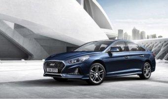 В Сеуле представили новый Hyundai Sonata