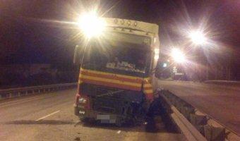 В ДТП в Тверской области погиб водитель большегруза
