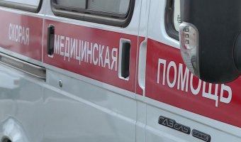В Москве Porsche на скорости сбил женщину