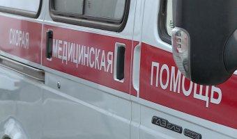 В ДТП под Белгородом пострадали трое детей