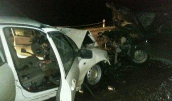 В ДТП в Башкирии погибли три человека