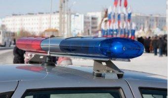 В Москве таксист сбил человека и скрылся