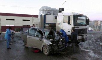 В ДТП в Рязани погибла женщина и пострадал ребенок