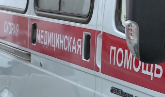 После ДТП в Москве иномарка сбила женщину