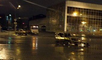 В Кургане пьяный водитель устроил ДТП с пострадавшими