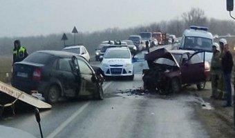 В ДТП на трассе «Ростов-Таганрог» погиб водитель «Лады»