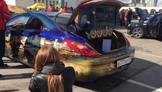 Мира Автомобиля 2017