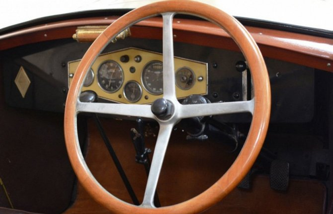 Renault Type NN Tourer Индианы Джонса (5).jpg