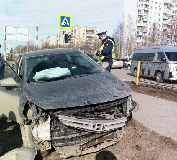 В ДТП в Нижневартовске пострадали трое детей (1).jpg