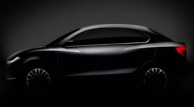 Suzuki показали новый бюджетный седан Dzire.jpg
