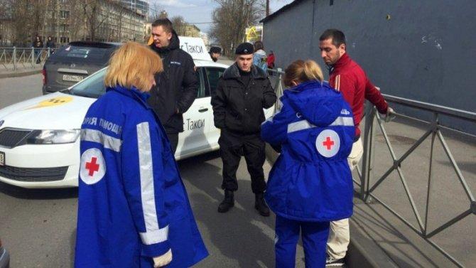 В Петербурге задержали таксиста в состоянии наркотического опьянения