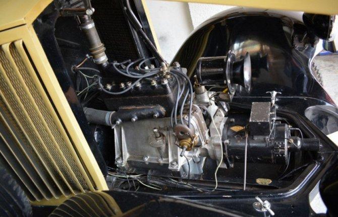 Renault Type NN Tourer Индианы Джонса (10).jpg