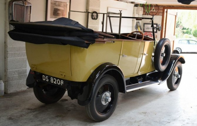 Renault Type NN Tourer Индианы Джонса (16).jpg