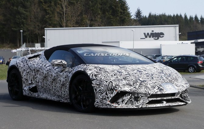 Открытая версия Lamborghini Huracan Performante Spyder проходит тесты (1).jpg
