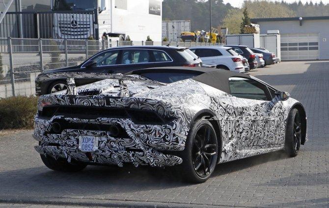 Открытая версия Lamborghini Huracan Performante Spyder проходит тесты (3).jpg