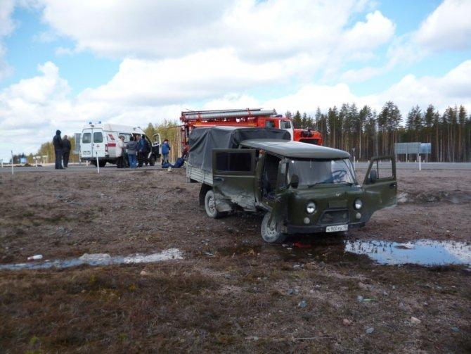 В ДТП в Питкярантском районе пострадали четыре человека (2).jpg