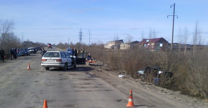 ДТП 9 апреля, в 14-10 на автодороге Сокатово - Елховка – Поддыбье