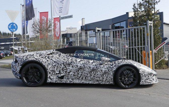 Открытая версия Lamborghini Huracan Performante Spyder проходит тесты (2).jpg