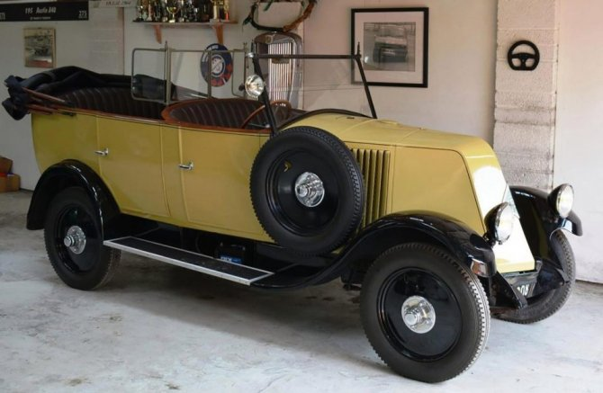 Renault Type NN Tourer Индианы Джонса (13).jpg